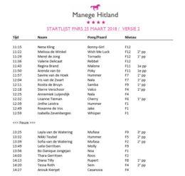 20180325 ManegeHitland_FNRS-Startlijst-v02