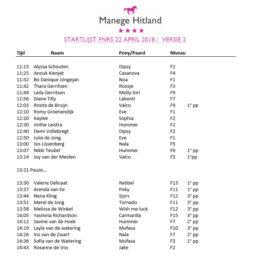20180422 ManegeHitland_FNRS-Startlijst-v02a
