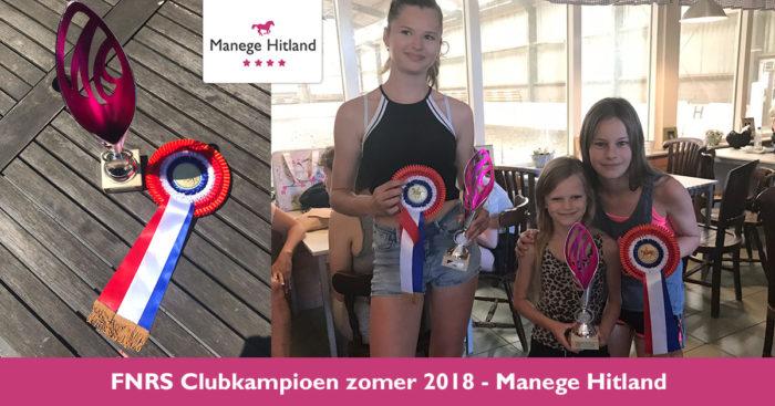201807 ManageHitland-Clubkampioen