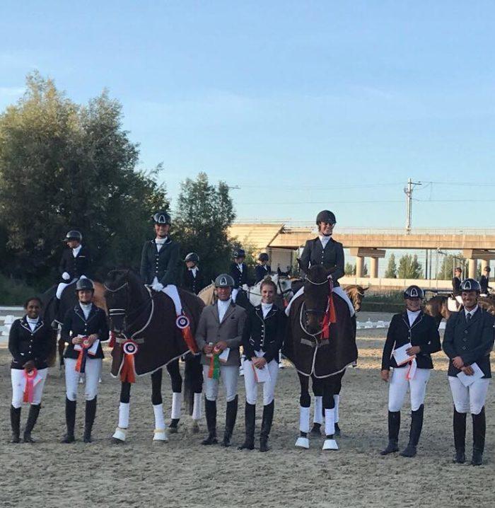201808 Caroline Buizer Regio-kampioenschappen