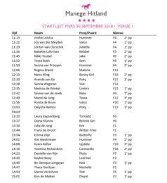 20180930 ManegeHitland_FNRS-Startlijst-v01