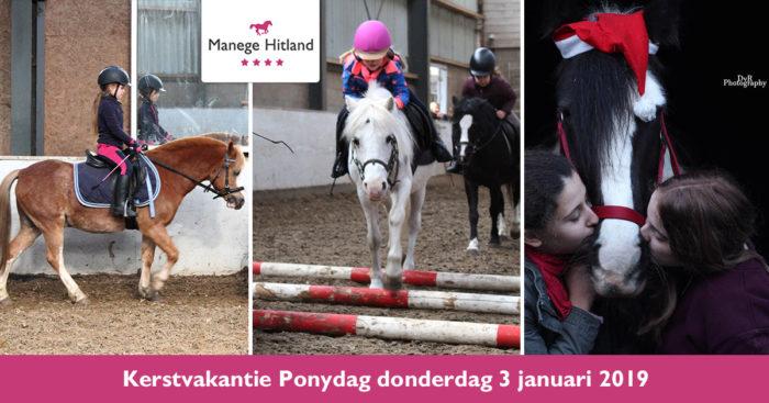 201901 ManageHitland-Ponydag