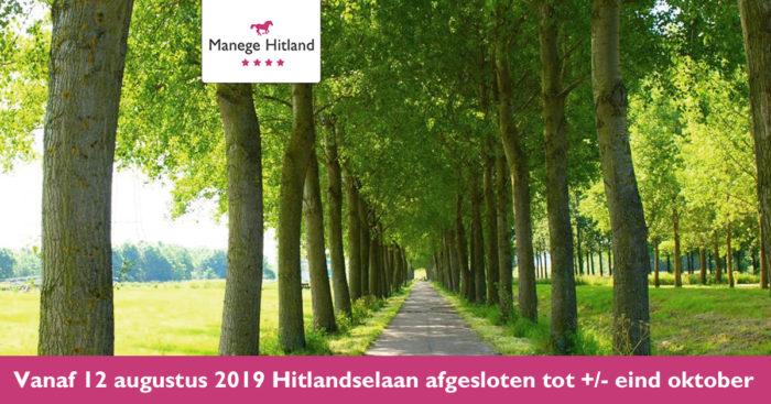 201908 ManageHitland-Hitlandselaan