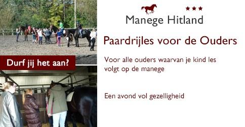 Manege Hitland Ouderles