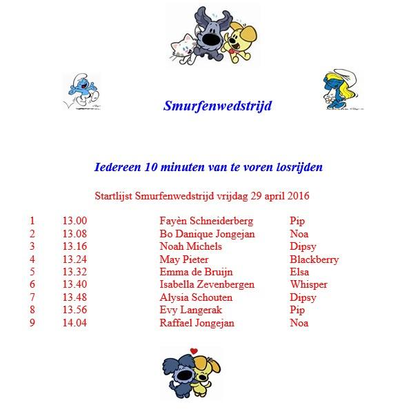 ManegeHitland-SL-Smurfenwedstrijd