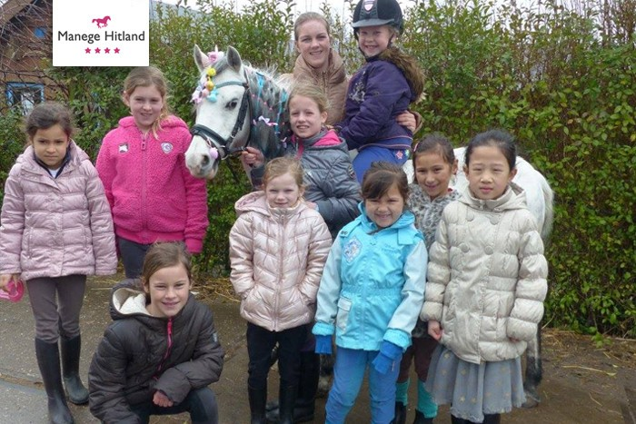 ManegeHitland-ponydag