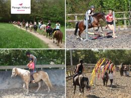 Manege Hitland Ponyweek