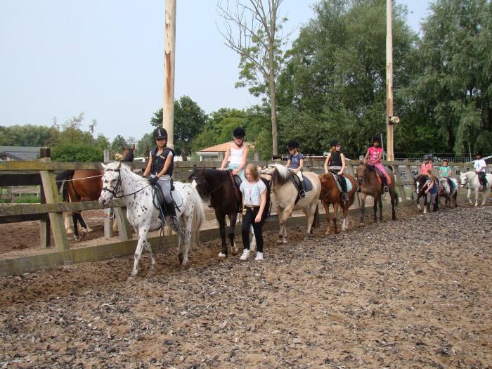 Manege Hitland ponydag